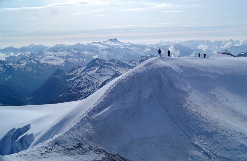 pasja gora alpy Grossvenediger (10)