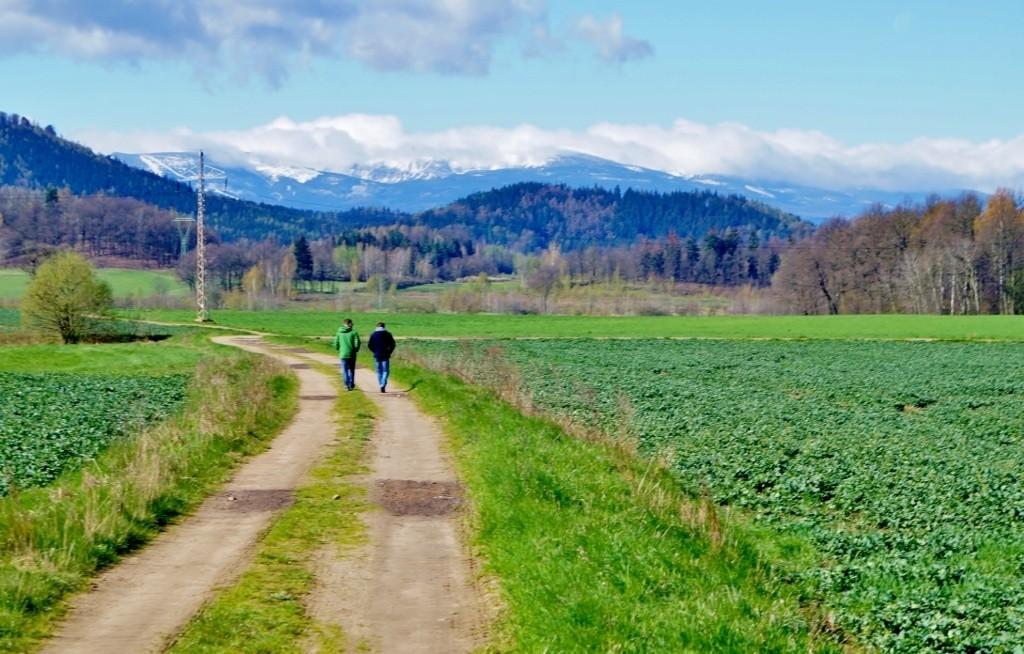radomierz szkolenie droga janowice wielkie gory pole