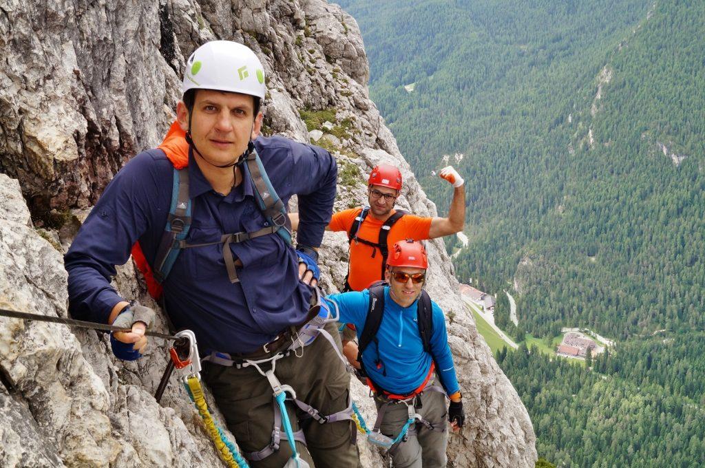 Cortina-Włochy-ferrata-dolomity-gory-pasja-gora-wspinaczka urlop (11)