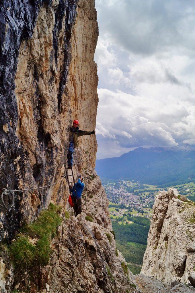 Cortina-Włochy-ferrata-dolomity-gory-pasja-gora-wspinaczka urlop (9)