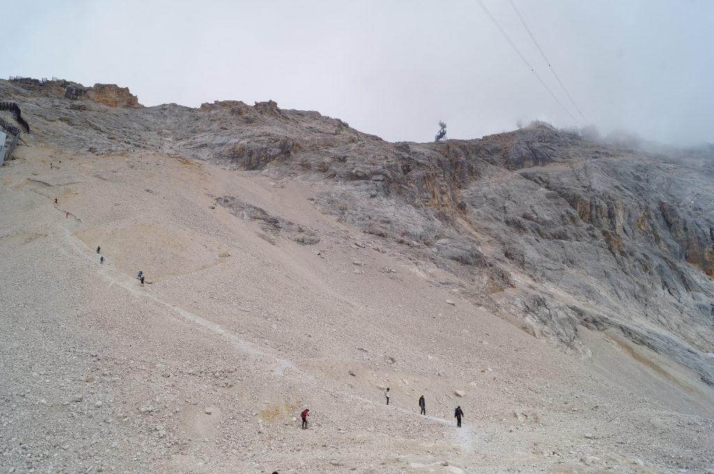 Zugspitze Niemcy gory pasja gora wroclaw szczyt wyprawa bieg bieganie trening (11)