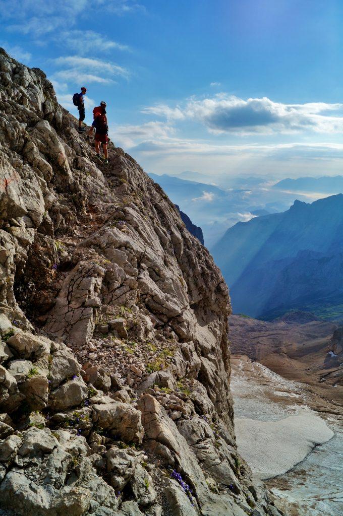 Zugspitze Niemcy gory pasja gora wroclaw szczyt wyprawa bieg bieganie trening (24)