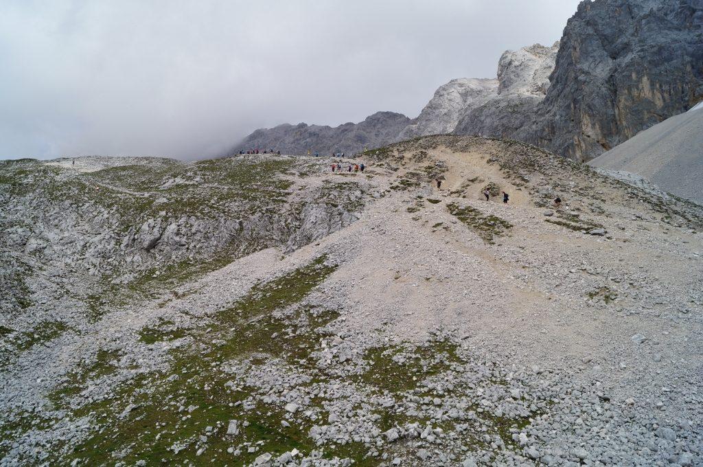 Zugspitze Niemcy gory pasja gora wroclaw szczyt wyprawa bieg bieganie trening (25)