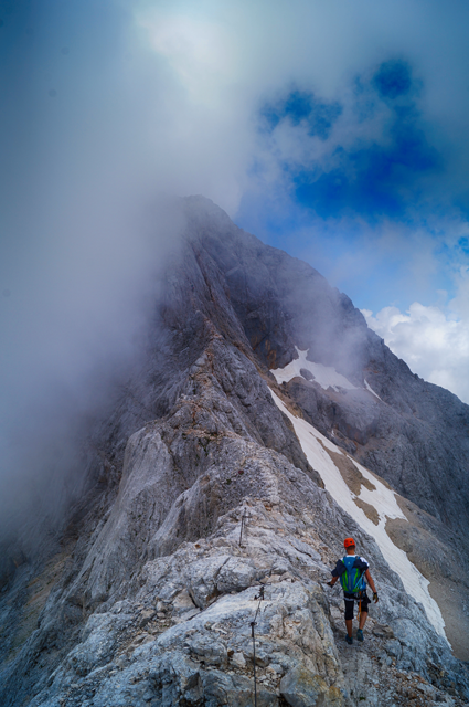 Pasja Górą - Triglav Słowenia góry alpy alps wspinanie ferraty